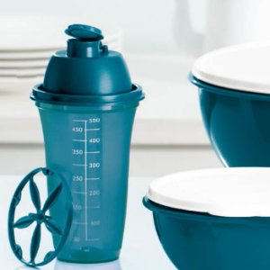 Tupperware Quick Shake 500ml Turmalina