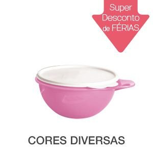 Tupperware Mini Criativa 1,4 litro cores diversas
