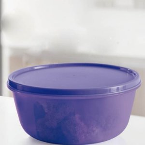 Tupperware Tigela Visual 1,5 Litros Roxo