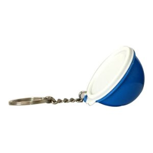 Tupperware Chaveiro Maxi Criativa Azul Escuro