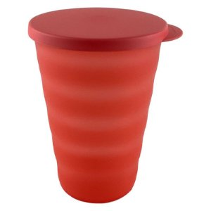 Tupperware Copo Murano 500ml Coral