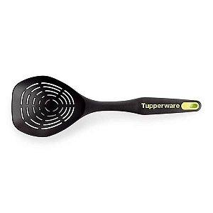 Tupperware Colher para Escorrer Preto