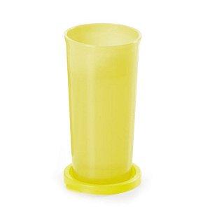 Tupperware Copo 265ml Amarelo Neon