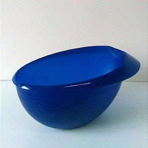 Tupperware Tigela Batedeira Rápida Plus 1,5 Litro Azul