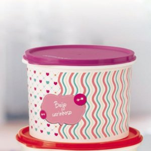 Tupperware Caixa Scrapbook 1,7 Litro