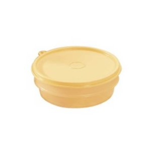 Tupperware Pote Dinâmico 500ml Dourado