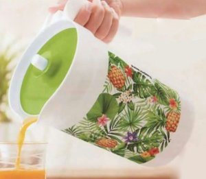 Tupperware A Jarra ilúmina Tropical 2 Litros