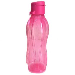 Tupperware Eco Tupper 500ml Tampa Flip Top Rosa
