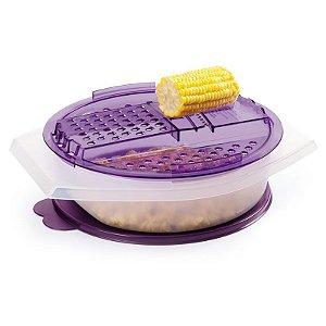 Tupperware Prática 2 litros Púrpura