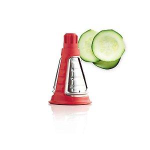 Tupperware Cone Laminador Vermelho