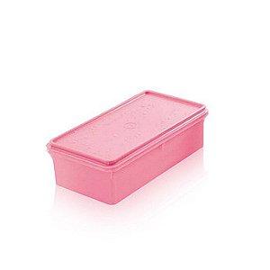 Tupperware Maxi Caixa 2,5 litros Rosa Quartzo