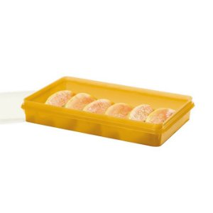 Tupperware Refri box nº 2 Laranja 1,5 litro