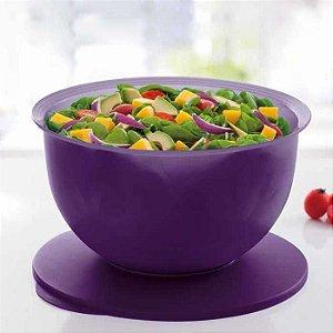 Tupperware Tigela Murano 7,5 Litros Púrpura