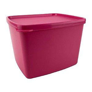 Tupperware Jeitoso 800ml Rosa