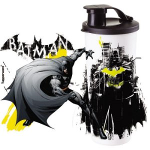 Tupperware Copo com Bico Batman 470ml