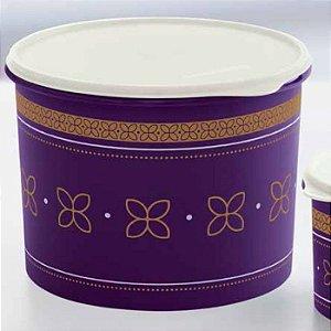 Tupperware Caixa Oriental 5,5 litros Roxa