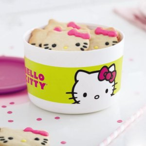Tupperware Mini Instantânea Slim Hello Kitty 575ml
