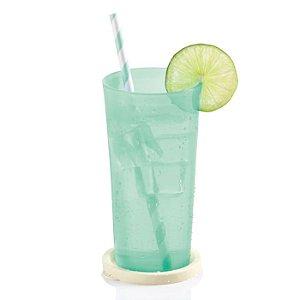 Tupperware Copo 265ml Verde Água