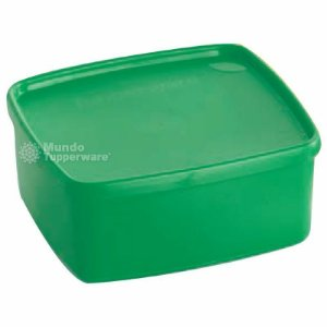 Tupperware Jeitosinho Verde 500ml Freezer