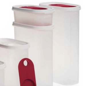 Tupperware Modular Oval 5 Plus 2,9 litros