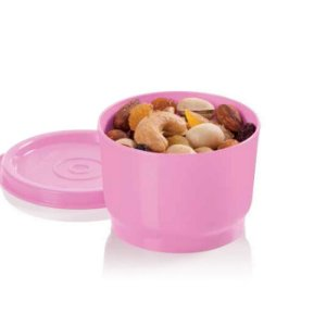 Tupperware Potinho 140ml Rosa