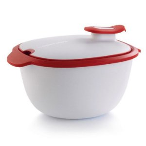 Tupperware Charme Plus 3,4 litros Vermelho