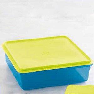 Tupperware Caixa Versátil 2,5 litros Azul e Verde