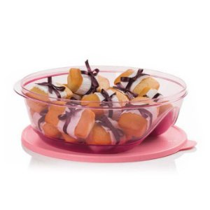 Tupperware Tigela Design Rosa Quartzo 3,5 litros