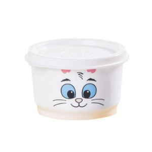 Tupperware Potinho Mingau 140ml Branco