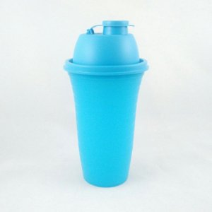 Tupperware Quick Shake 500ml Azul