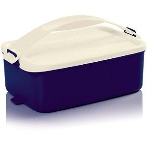 Tupperware Picnic Line com Alça 1,5 litro Púrpura