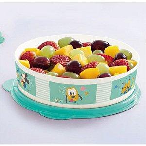 Tupperware Pratinho Baby Disney 500ml Verde