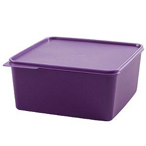Tupperware Basic Line 5 litros Púrpura