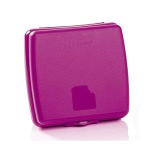 Tupperware Porta Sanduíche Rosa Escuro
