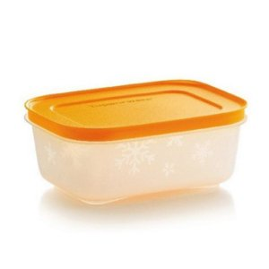 Tupperware Freezer Mate 450ml Laranja