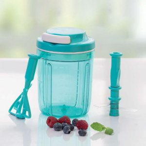 Tupperware Turbo Chef Plus 730ml Turquesa