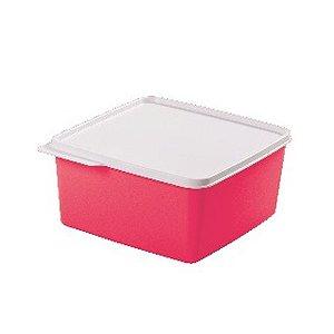 Tupperware Basic Line 2,5 litros Vermelho