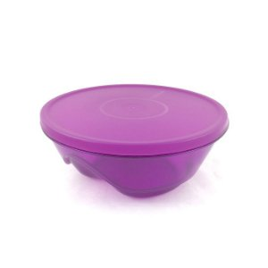 Tupperware Tigela Design 1Litros Roxo