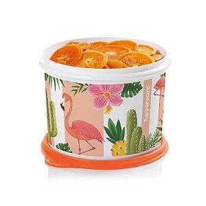 Tupperware Caixa Flamingo 1,7 litro Laranja