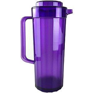 Tupperware Jarra Premier 2 Litros Policarbonato Púrpura