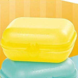 Tupperware Snack Médio Amarelo Girassol