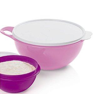 Tupperware Criativa 3 litros Rosa Bebê