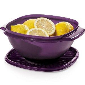 Tupperware Tigela Sensação 1,8 litro Púrpura