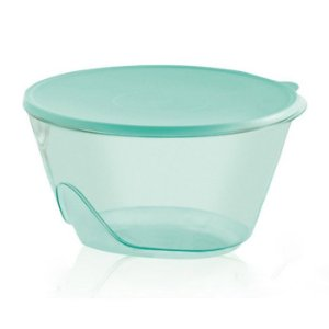 Tupperware Tigela Design Verde Mint 5,5 litros