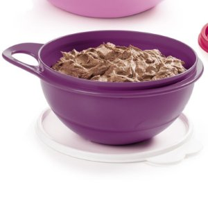 Tupperware Mini Criativa 1,4 litro Púrpura