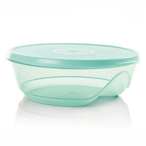 Tupperware Tigela Design Verde Mint 3,5 litros