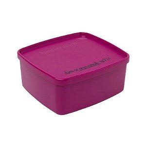 Tupperware Jeitosinho 400ml Violeta com Decoração