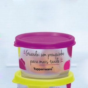 Tupperware Potinho Sobras Radish 140ml