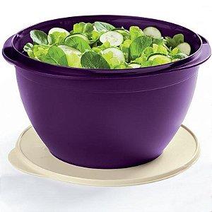 Tupperware Tigela Actualité 10 litros Púrpura