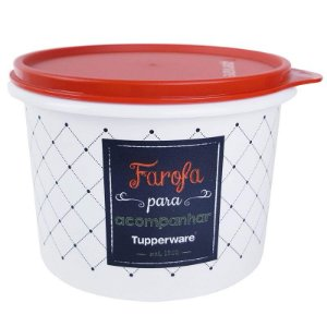 Tupperware Caixa Farofa Bistrô 500g